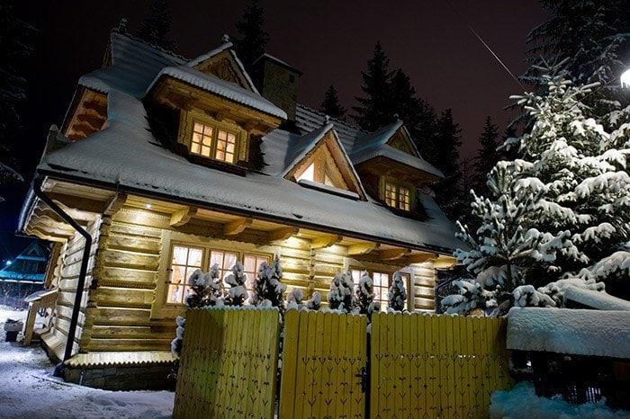 Domki dla GRUP Zakopane – Tatra House