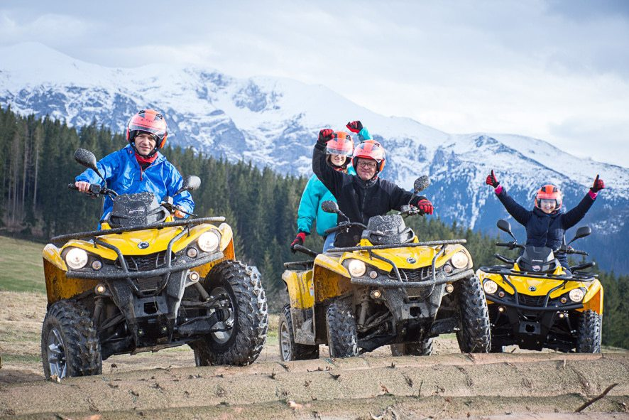 Quadoo Adventure – Quady Zakopane