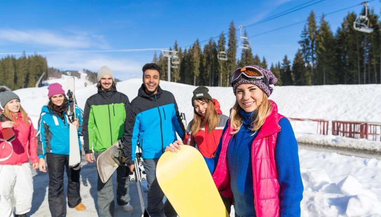 Narty Snowboard Zakopane